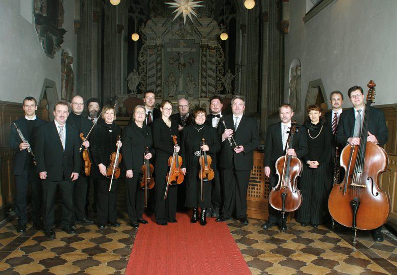 ... beim Telemann-Kammerorchester Michaelstein