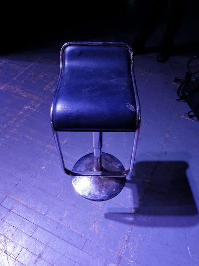 """Chinesischer """"Bass-Stuhl"""""""
