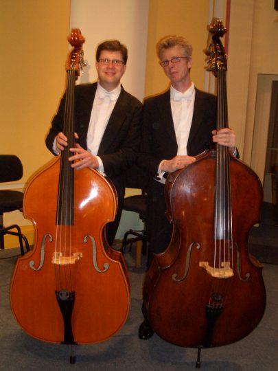 Mit Michael Pukas (Philharmonisches Orchester Plauen-Zwickau)