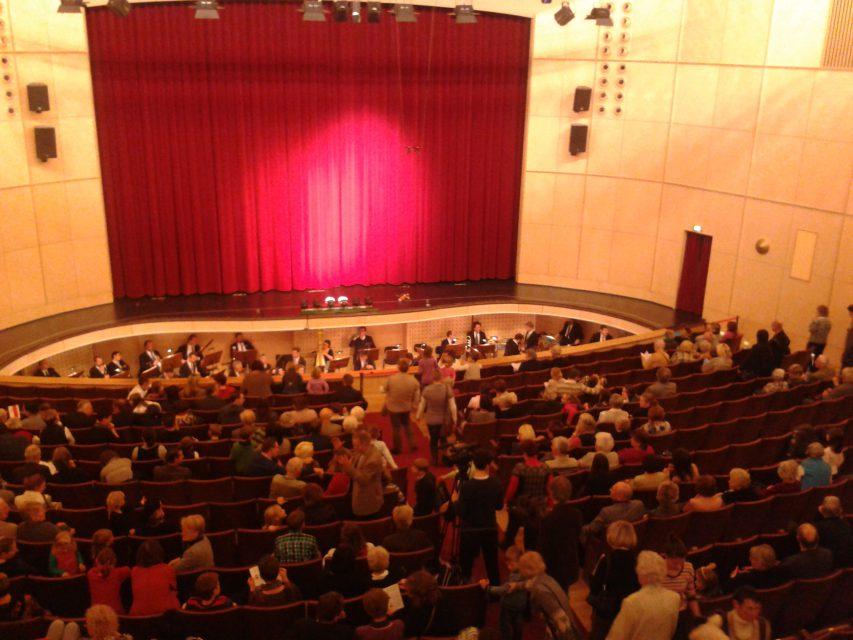 Oper im Kulturhaus Böhlen