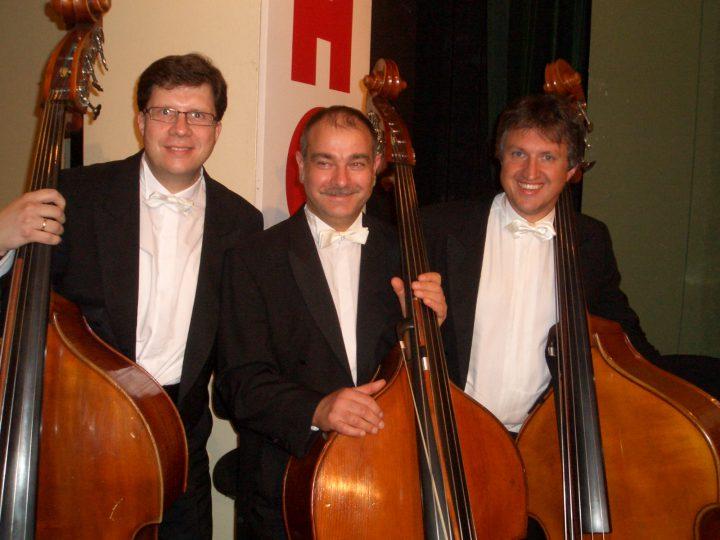 Bei der Erzgebirgischen Philharmonie Aue