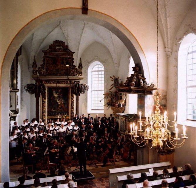 Kirche Belgershain