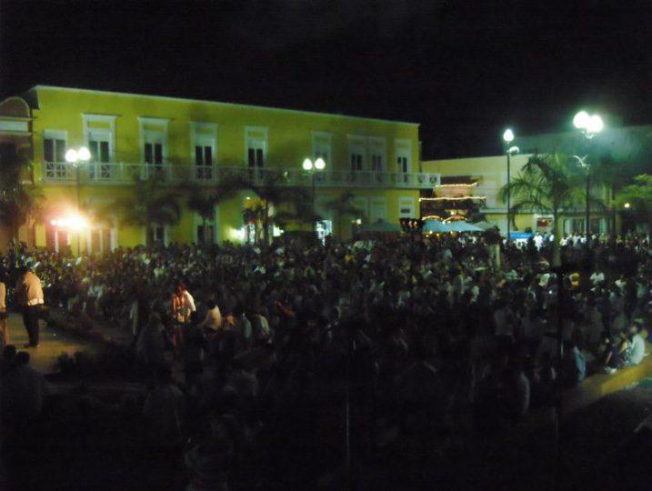 2.000 Gäste in Cozumel