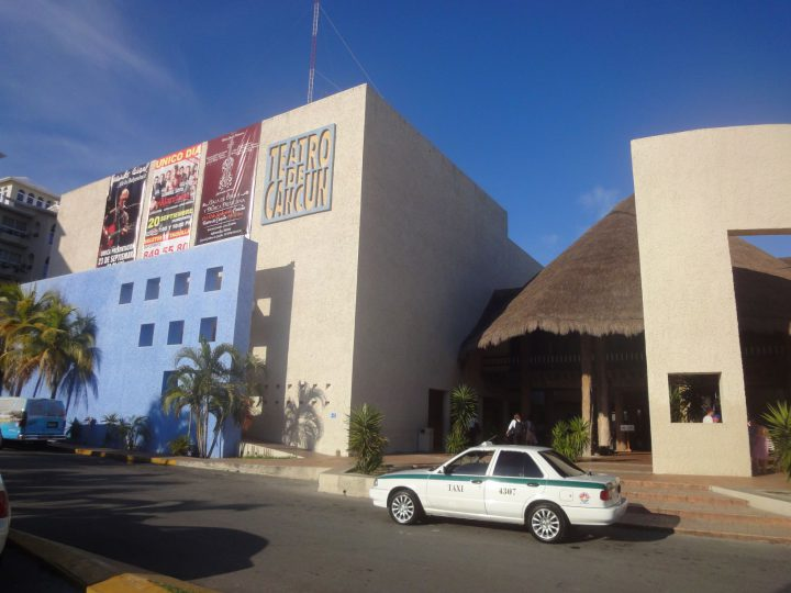 Theater Cancun - Mexiko