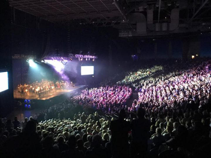 Albert Hammond & LSO - Dublin O3-Arena