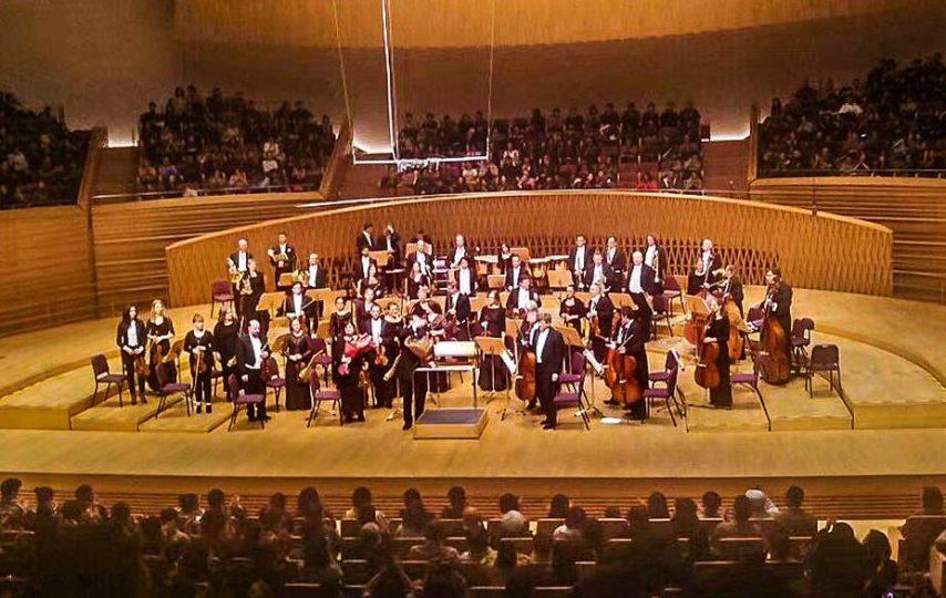 Shanghai Symphonie Hall