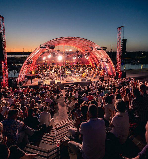 Neuseenland Musikfestival