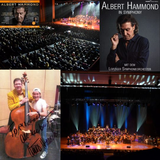 Albert Hammond & LSO - Deutschland Tournee 2016